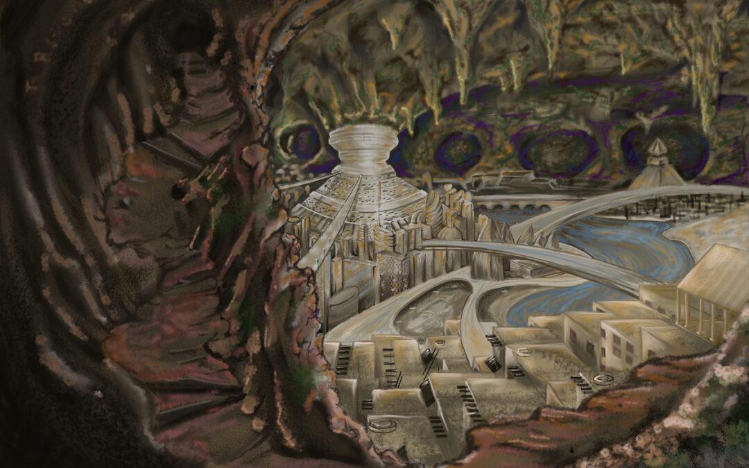 Conceptual City Environment