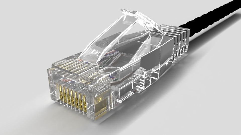 Ethernet Cable Modeling